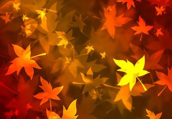 Fantastic fall background