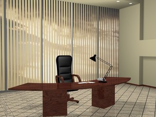Boss Room