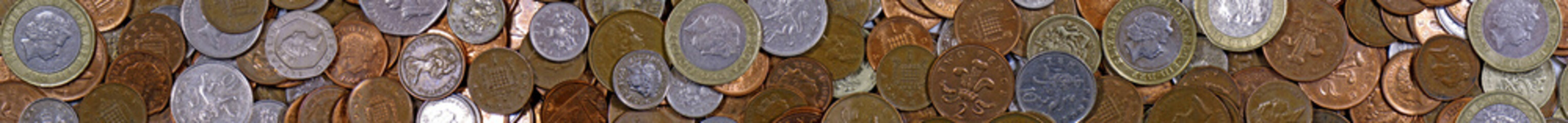 coins uk pence banner