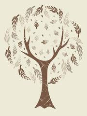 Abstract tree retro