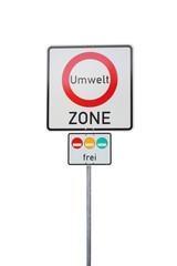 Umweltzone Fahrverbot