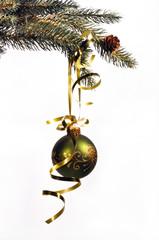 christmas holiday tree decoration