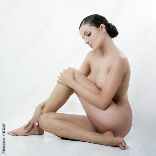 Photo libre de la femme nue