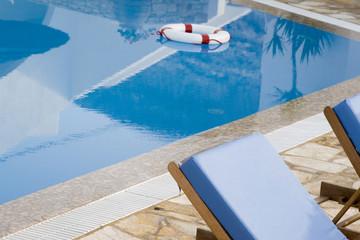 piscine et vacances