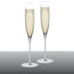Flûte de champagne