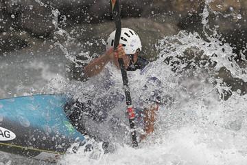 kayak slalom - Bourg Saint Maurice