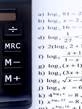 Calculator and business math