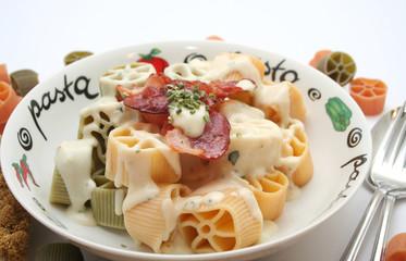pasta mit speck