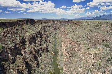View of Rio Grande Gorge