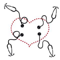 fonendoscopi e cuore