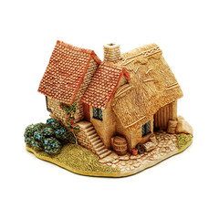 miniature house, souvenir