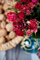 Rosen zum Weihnachtsfest