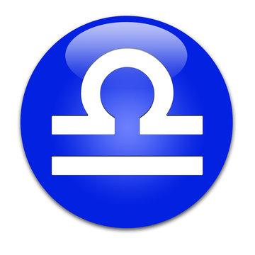 bottone zodiaco bilancia