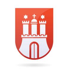 hamburg coat of arms