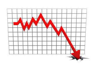 falling diagram