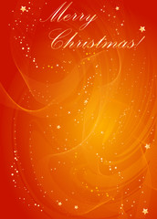 Christmas abstract vector background