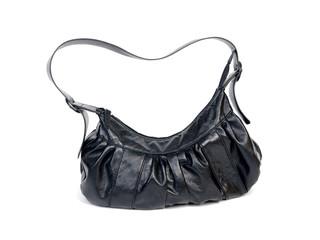 Trendy black purse