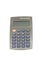 The black calculator