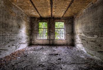 Keuken foto achterwand Oud Ziekenhuis Beelitz 2 Fenster