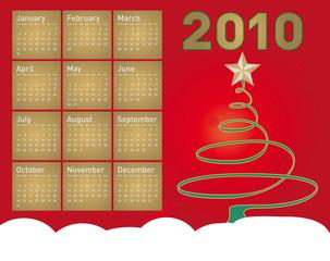 Christmas Calendar 2010