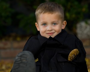 Young Officer