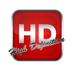 high definition icon rot