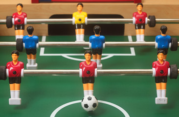 Foosball Table Players