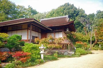 Okochi Sanso Villa, Kyoto, Japan