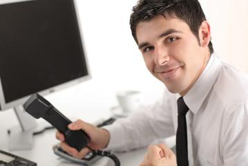 mann telefon