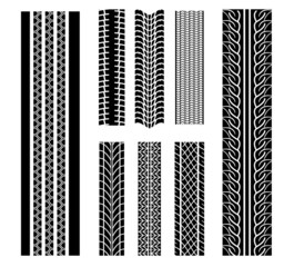 Tire patterns