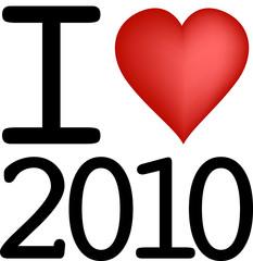 I Love 2010