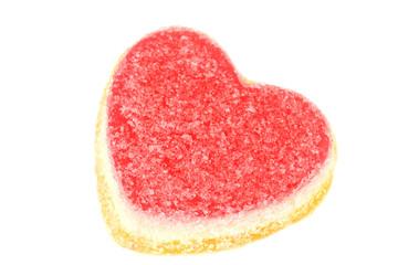 Jelly heart - valentine's day