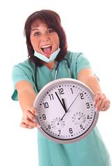 Ärzte unter Zeitdruck