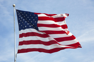 American flag 012