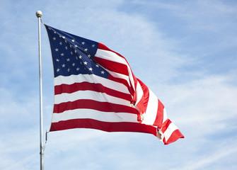 American flag 013