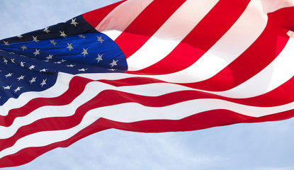 American flag 019