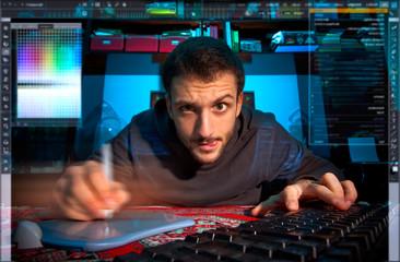Computer Graphic Nerd