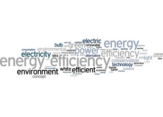 Energy Efficiency (Abstract Design)