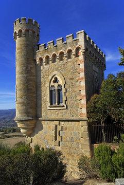 Tour Magdala a Rennes-Le-Château (FR)
