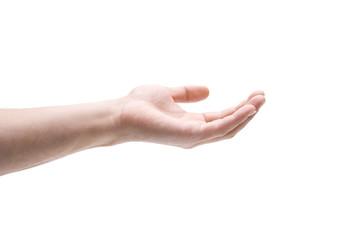 Männerhand