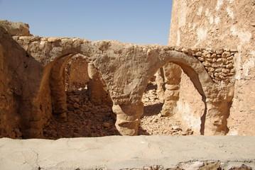 Ruines berbère, Libye