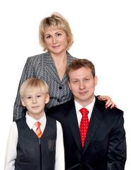 Portrait to families