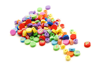 small toy beads