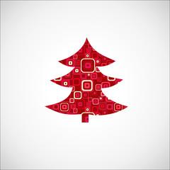 Christmas fur-tree.