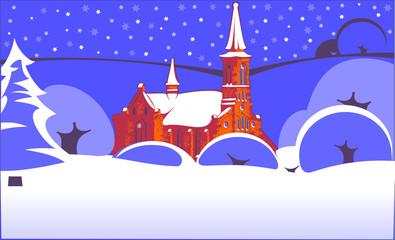 catolic winter