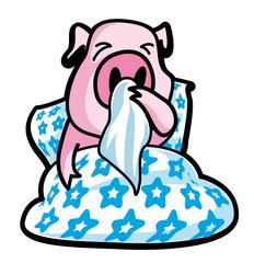 Ill pig