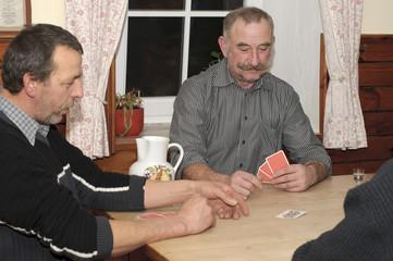 Kartenpartie
