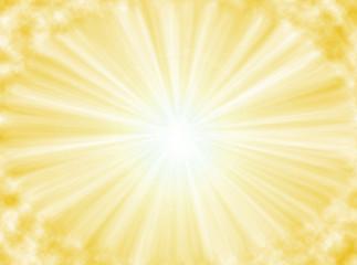 Sfondo con luce