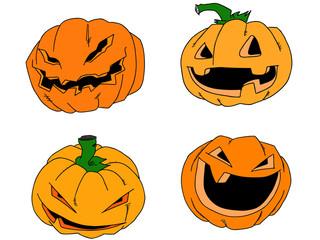 Halloween Pumpkinz II