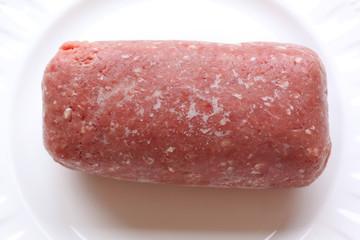 frozen minced beef